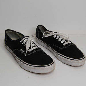 {Vans} Off the Wall The Authentic Sneakers Sz 13